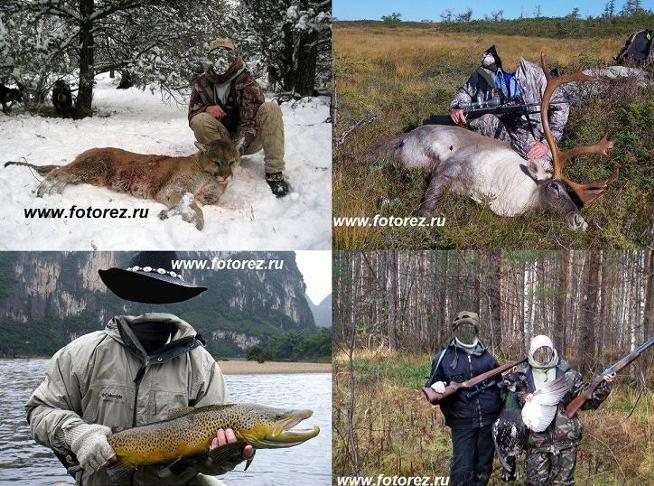 охота и рыбалка для смарт тв